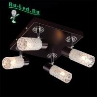 Потолочный светильник 21131/4 хром/венге
