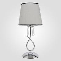 Настольная лампа Eurosvet 01007/1 хром