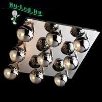 Настенный светильник 23102/9 хром