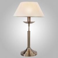 Настольная лампа Eurosvet Hotel 01010/1 античная бронза