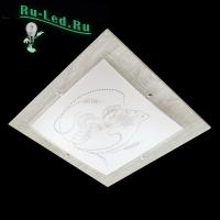 Потолочный светильник 2962/3 хром/серый