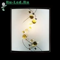 Настенный светильник 3708/1 хром
