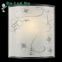 Настенный светильник Eurosvet 3762/1 хром