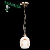 Подвесной светильник 50030/1 античная бронза