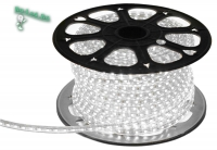 Ecola LED strip 220V STD  4,8W/m IP68 12x7 60Led/m 6000K 4Lm/LED 240Lm/m лента 10м.