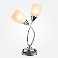 Настольная лампа Eurosvet 01006/2 хром