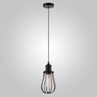 Подвесной светильник Eurosvet Newark 50064/1 черный