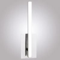 Настенный светодиодный светильник Eurosvet Хай-Тек 90020/1 хром
