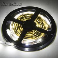 светодиодная лента 12 в создаст в любом помещении необычный эффект освещения Ecola LED strip PRO 9W/m 12V IP20 10mm 30Led/m 6000K 20Lm/LED 600Lm/m светодиодная лента на катушке 5м