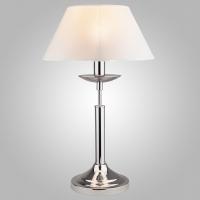 Настольная лампа Eurosvet Hotel 01010/1 хром