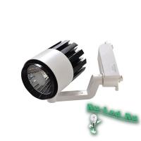 03-30W LED COB 4000K (NH) Трековый светильник Белое Крепление