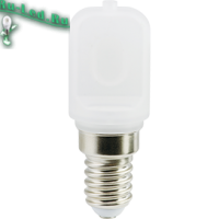 Ecola T25 LED Micro  3,0W E14 6000K капсульная 340° матовая (для холодил., шв. машинки и т.д.) 60x22 mm
