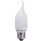 Ecola candle 11W EIC/D 220V E27 4100K свеча на ветру 127x38 УВВ