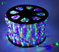 Ecola LED strip PRO 14.4W/m 12V IP20 10mm 60Led/m RGB разноцветная светодиодная лента на катушке 50м.
