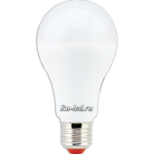 Ecola classic   LED 15,0W A65 220-240V E27 4000K (композит) 130x66
