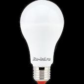 Ecola classic   LED Premium 15,0W A65 220-240V E27 4000K (композит) 130x66