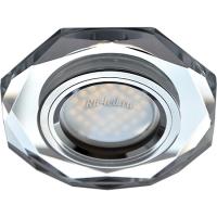 Ecola MR16 DL1652 GU5.3 Glass Стекло 8-угольник с прямыми гранями Хром / Хром 25x90 (кd74)