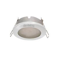 Ecola MR16 DL80 GU5.3 светильник встр. защищенный IP65 белый 32x93