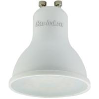 Ecola Reflector GU10  LED  7,0W  220V 4200K (композит) 56x50