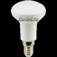 Ecola Reflector R50   LED Premium  8,0W  220V E14 4200K (композит) 87x50