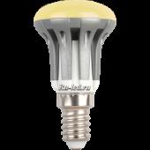 Ecola Reflector R39   LED  4,0W 220V E14 золотистый (ребристый алюм. радиатор) 70x39