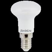 Ecola Reflector R39   LED  Premium  5,2W 220V E14 2700K (композит) 69x39
