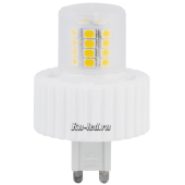 Ecola G9  LED  7,5W Corn Mini 220V 2800K 300° (керамика) 61x40