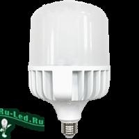 Ecola High Power LED Premium  65W 220V универс. E27/E40 (лампа) 4000K 280х140mm