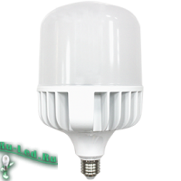 Ecola High Power LED Premium  65W 220V универс. E27/E40 (лампа) 6000K 280х140mm