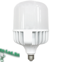 Ecola High Power LED Premium  80W 220V универс. E27/E40 (лампа) 6000K 280х140mm