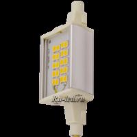 Ecola Projector   LED Lamp Premium  6,0W F78 220V R7s 6500K (алюм. радиатор) 78x20x32