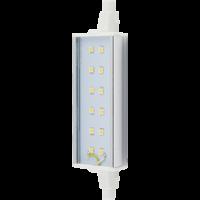 Ecola Projector   LED Lamp Premium 14,0W F118 220V R7s 4200K (алюм. радиатор) 118x20x32