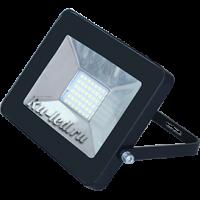 Ecola Projector  LED  10,0W 220V 4200K IP65 Светодиодный Прожектор тонкий Черный 115x80x14