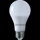 Ecola classic   LED Premium 14,0W A65 220-240V E27 4000K 360° (композит) 125x65