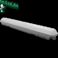 Ecola LED linear IP65 классический линейный светодиодный светильник (замена ЛПО) 18W 220V 6500K 580x60x65