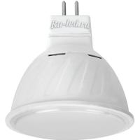 Ecola MR16   LED 10,0W  220V GU5.3 6000K матовое стекло (композит) 51x50