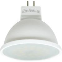 Ecola MR16   LED  7,0W  220V GU5.3 6000K матовое стекло (композит) 48x50
