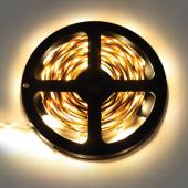 Ecola LED strip PRO  7,2W/m 12V IP20 10mm 30Led/m 2800K 18Lm/LED 540Lm/m светодиодная лента на катушке 5м.