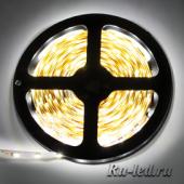 Ecola LED strip PRO 14.4W/m 24V IP65 10mm 60Led/m 2800K 18Lm/LED 1080Lm/m светодиодная лента на катушке 5м.