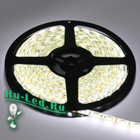 Ecola LED strip 220V STD  7,2W/m IP68 14x7 30Led/m 4200K 12Lm/LED 360Lm/m лента  10м.