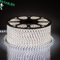Ecola LED strip 220V STD  7,2W/m IP68 14x7 30Led/m 6000K 12Lm/LED 360Lm/m лента  20м.