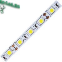 Ecola LED strip STD 14.4W/m 12V IP20 10mm 60Led/m 4200K 14Lm/LED 840Lm/m светодиодная лента  1м.