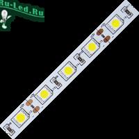 Ecola LED strip STD 14.4W/m 12V IP20 10mm 60Led/m 6000K 14Lm/LED 840Lm/m светодиодная лента  1м.