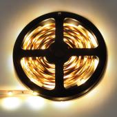 Ecola LED strip STD  7,2W/m 12V IP20  10mm 30Led/m 2800K 14Lm/LED 420Lm/m светодиодная лента на катушке 5м.