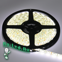 Ecola LED strip 220V STD  7,2W/m IP68 14x7 30Led/m 4200K 12Lm/LED 360Lm/m лента  50м.