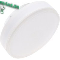 Ecola Light GX53 LED 11,5W Tablet 220V 4200K 27x75 матовое стекло (композит) 30000h