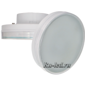 Ecola GX70   LED Premium 13,0W Tablet 220V 6400K матовое стекло 111x42