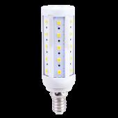Ecola Corn LED Premium  9,5W 220V E14 2700K кукуруза 104x30