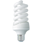 Ecola Spiral Dimmable 20W E27 4100K 130x54