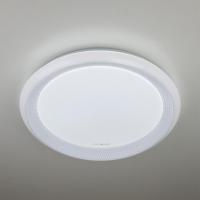 Потолочный светодиодный светильник Eurosvet Weave 40013/1 LED белый